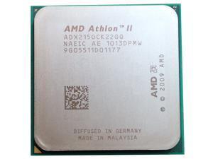 AMD Athlon II X2 215 2.7GHz 2x512KB 65W Dual-Core Socket AM3 desktop CPU