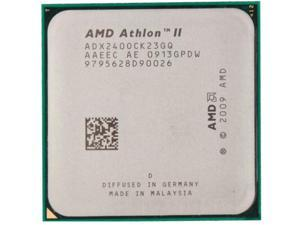AMD Athlon II X2 240 2.8GHz 2MB 65W Dual-core Processor Socket AM2+ AM3 938-pin desktop CPU