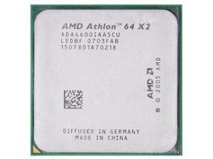 AMD Athlon 64 X2 Dual-Core Processor 4600+ 2.4GHz  65W desktop cpu