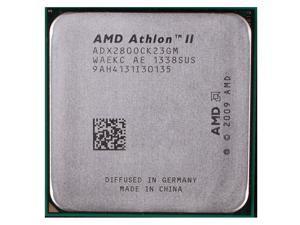 AMD Athlon X2 280 3.6 GHz 65W ADX280OCK23GM Dual-Core Processor Socket AM2+ AM3 938-pin desktop CPU