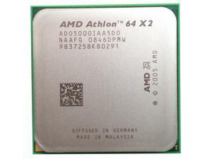 AMD Athlon 64 X2 5000+ 2.6G 512KB Dual-Core CPU Socket AM2 desktop Processor