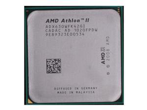 AMD Athlon II X4 630 2.8 GHz 95W Quad-Core Processor Socket AM2+ AM3 938-pin desktop CPU