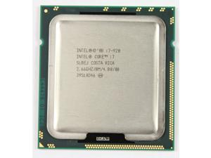 Intel Core i7 920 2.66 GHz Processor LGA 1366 desktop CPU SLBCH