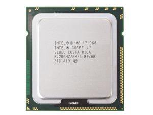 Intel Core Processor i7-960 3.20 GHz 8 MB Cache Socket LGA1366 desktop CPU