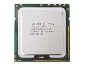 Intel Core Processor i7-960 3.20 GHz 8 MB Cache Socket LGA1366 desktop CPU
