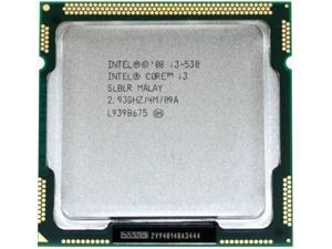 Intel Core Processor i3-530 2.93GHz 4MB Cache Socket LGA1156 desktop CPU