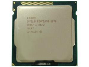 Intel Pentium Dual-Core Processor G870 3.1GHz 3MB Cache LGA 1155 desktop cpu