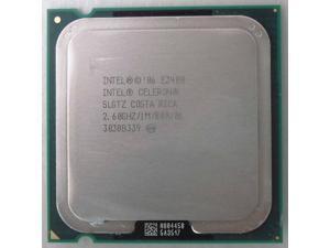 Intel Celeron E3400 2.60GHz 1 MB Cache Socket LGA775 desktop CPU