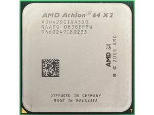AMD Athlon 64 X2 4200+ 2.2G Dual Core Processor socket AM2 desktop CPU