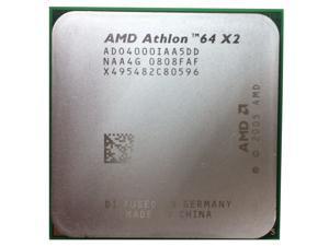 AMD Athlon 64 X2 Dual-Core 4000+ 2.1GHz Processor Socket AM2 desktop CPU