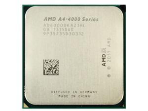 AMD Dual-Core APU Processor A4-4000 3.0GHz 65W Socket FM2 desktop CPU