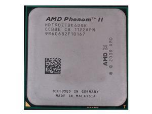 AMD Phenom II X6 1090T 3.2G 6MB 125W HDT90ZFBK6DGR Socket AM3 938 DeskTop CPU