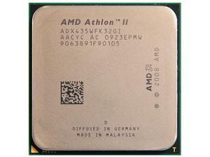 AMD Athlon II X3 435 2.9GHz Triple-Core Processor Socket AM2+ AM3 938-pin desktop CPU