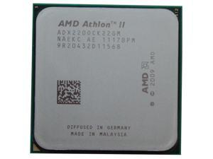 AMD Athlon II X2 220 2.8GHz 2x512KB Dual-Core Processor Socket AM2+ AM3 938-Pin desktop CPU