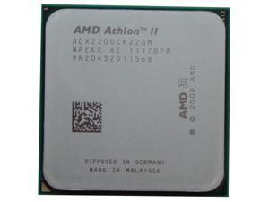 AMD Athlon II X2 220 2.8GHz 2x512KB Dual-Core Processor Socket AM2+ AM3 938-Pin desktop CPU