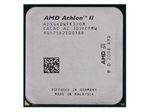 AMD Athlon II X3 440 3.0GHz 3 x 512 KB L2 Cache Socket AM3 95W Triple-Core Desktop Processor