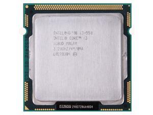 Intel Core i3 Processor i3-550 3.2GHz 2.5GT/s 4MB LGA1156 desktop CPU