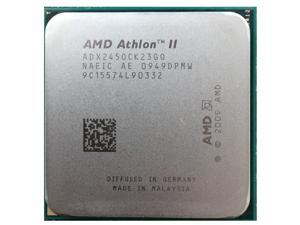 AMD Athlon II X2 245 2.9GHz 2x1 MB L2 Cache Socket AM3 65W Dual-Core Desktop Processor