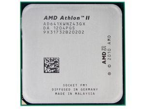AMD Athlon II X4 641 2.8Ghz Socket FM1 Quad Core 4MB L2 100W desktop cpu
