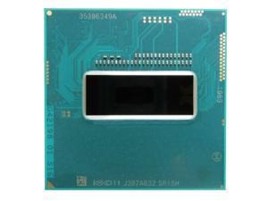 Intel Core i7-4700MQ 2.4G-3.40 GHz Turbo Quad-Core mobile CPU 6 MB Cache SR15H