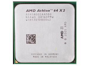 AMD Athlon 64 X2 5800+ 3.0GHz ADA5800IAA5DO Socket AM2 Processor