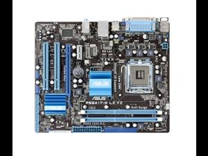 ASUS P5G41T-M LX V2, P5G41T-M LX LGA 775 Intel G41 DDR3 Micro ATX Intel Motherboard