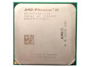 AMD Phenom II X4 955 3.2 GHz/6 MB L3/125W Socket AM3 Processor desktop CPU