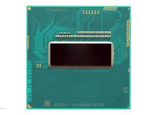 Intel Core i7-4712MQ 2.3G-3.3G Quad-Core mobile CPU SR1PS