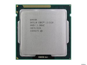 Intel Core i3-2120 3.3 GHz 3 MB Cache Dual-Core Processor LGA1155  desktop CPU