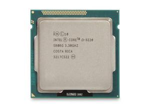 Intel Core i3-3220 3.3GHz LGA1155 3M Cache Desktop Processor   SR0RG