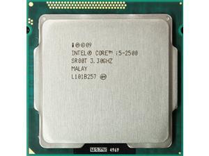 Intel Core i5-2500 3.3GHz 6M 5.0GT/s Quad-Core CPU Desktop Processor    SR00T