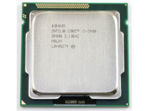 Intel Quad Core i5-2400 3.10GHz Socket LGA1155 Processor desktop CPU