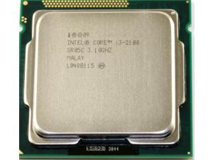 Intel Core i3-2100 3.1GHz Dual-Core Socket LGA1155 desktop Processor SR05C