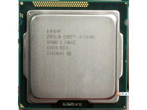 Intel Core i5-2400S 2.5 GHz Quad-Core Processor 6MB Cache LGA1155 desktop CPU  SR00S