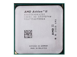 AMD Athlon II X4 605e 2.3GHz Quad-Core CPU Socket AM2+ AM3 938-pin desktop Processor  45w