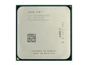 AMD FX-6100 3.3GHz Six-Core Processor FD6100WMW6KGU Socket AM3+ desktop CPU