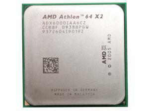 AMD Athlon 64 X2 6000+ 3.0GHz Dual-Core Processor ADX6000IAA6CZ Socket AM2 2MB 125W desktop CPU
