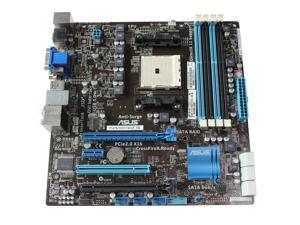 ASUS F1A75-M F1A75-M/CM1740/DP-MB SATA 6Gb/s USB3.0 Desktop motherboard Socket FM1
