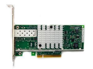 Intel X520-DA1 82599ES E10G41BTDA G1P5 10Gb 10 Gbe 10 gigabit Network Adapter
