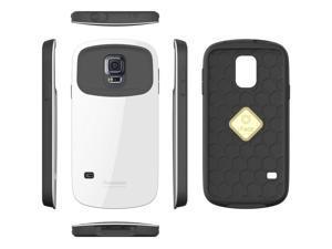 iFace Revolution White Samsung Galaxy S5 Bumper Skin Anti-shock Phone Case Cover A0354101