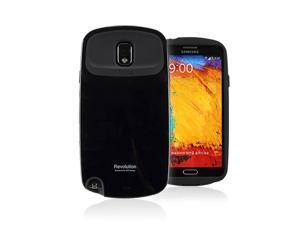 iFace Revolution for Samsung Galaxy Note 3 Case Perfect Grip / Anti Shock TPU Fit Bumper Cover Case Black Color