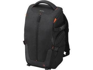 Sony LCS-BP2 Soft Digital SLR Camera Backpack Carrying Case (Black)