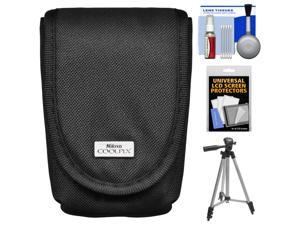 Nikon Coolpix 5879 Digital Camera Case with Tripod + Accessory Kit