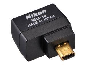 Nikon 27081 WU-1A Wireless Network Adapter for D3200, D5200 Cameras