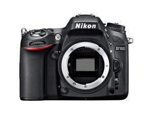 Refurbished: Nikon D7100 Digital SLR Camera Body
