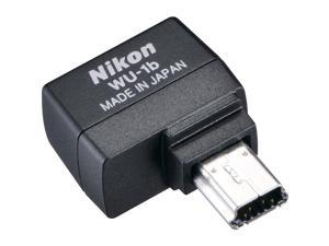 Nikon WU-1b Wireless Wi-Fi Mobile Adapter (for iPhone or Android) - Factory Refurbished for D600, D610, 1 J3, S1, V2, AW1 Camera