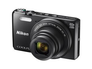 Nikon Coolpix S7000 Wi-Fi Digital Camera - Factory Refurbished includes Full 1 Year Warranty