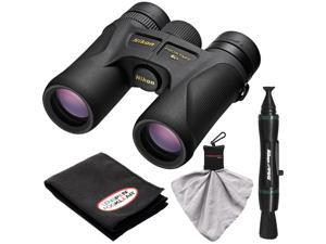 Nikon Prostaff 7S 8x42 ATB Waterproof/Fogproof Binoculars with Case + Cleaning + Accessory Kit