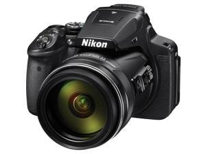Nikon Coolpix P900 Wi-Fi 83x Zoom Digital Camera - Factory Refurbished includes Full 1 Year Warranty