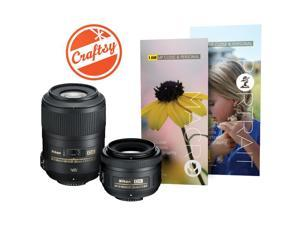 Nikon Macro & Portrait 2 Lens Kit, 35/1.8G AFS DX & 85/3.5G AFS ED VR Micro